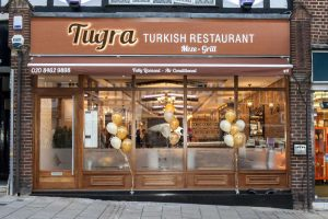 Restaurant in Bromley, Tugra Restaurant (1)